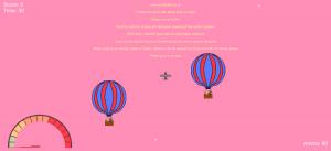 Week 7 - Balloon Popping Plane