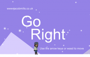 Week 10 - Go Right