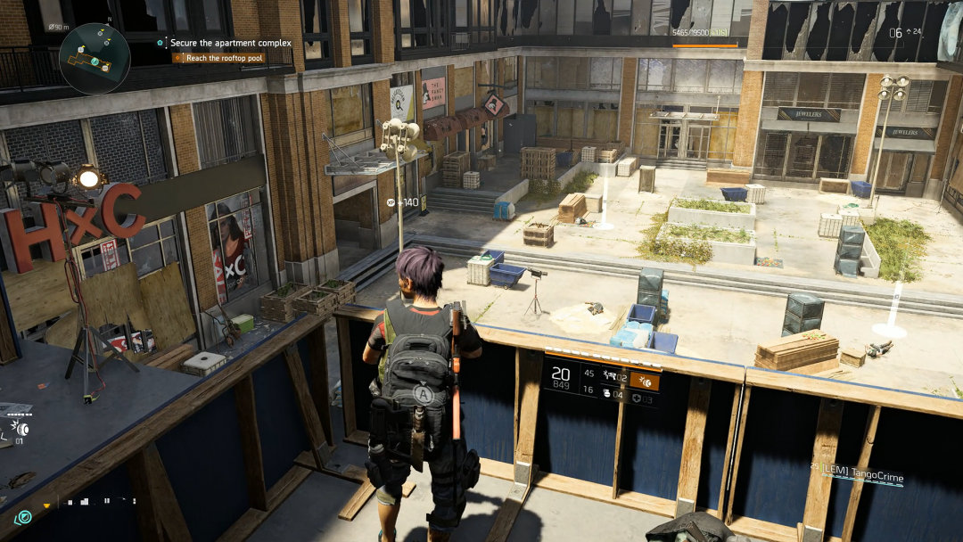 Tom Clancy's The Division 2 - Rooftop Gardens