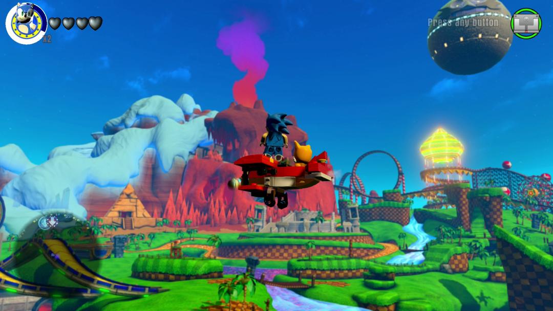 LEGO Dimensions - Sonic's Adventure World